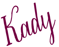 Kady A signature