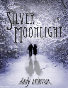 """Silver Moonlight,"" a historical fantasy short story by Kady Ambrose. Sign up for the mailing list to receive a free copy!"